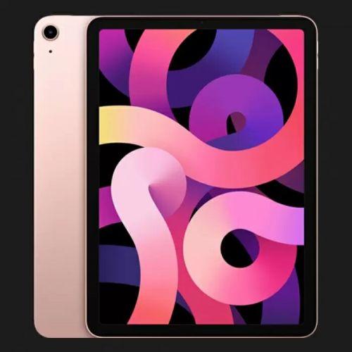 Apple iPad Air, 64GB, Wi-Fi + LTE, Rose Gold