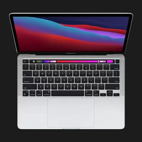 Apple MacBook Pro 13, 256GB, Silver with Apple M1 2020