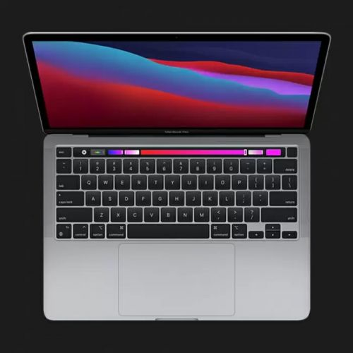 Apple MacBook Pro 13, 256GB, Space Gray with Apple M1 2020