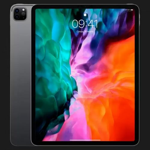 Планшет Apple iPad Pro 12.9 2020, 512GB, Space Gray, Wi-Fi + LTE