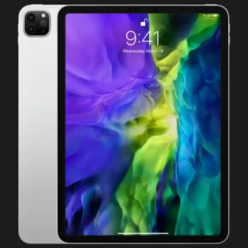 Планшет Apple iPad Pro 12.9 2020, 1TB, Silver, Wi-Fi + LTE
