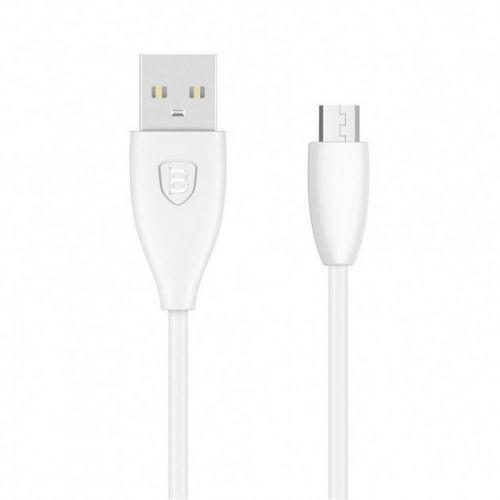 Кабель Baseus Small Pretty Waist Cable For Micro 1m White