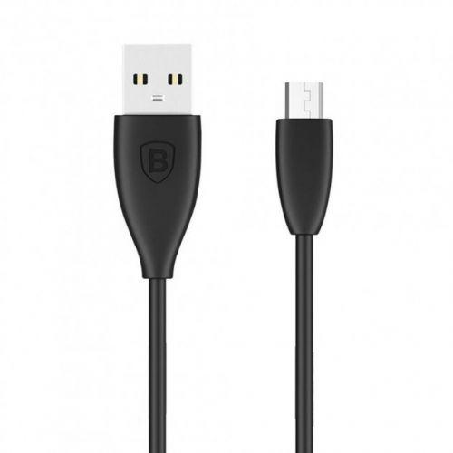Кабель Baseus Small Pretty Waist Cable For Micro 1m Black