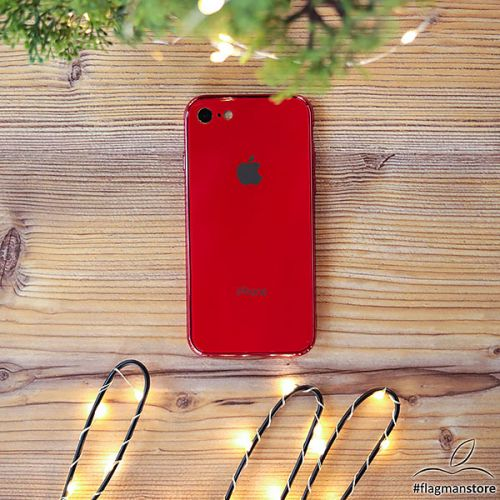 Glass Case iPhone 6/6s  Red