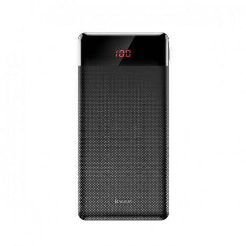 Зовнішній акумулятор Baseus Mini Cu Power Bank 10000mAh Black