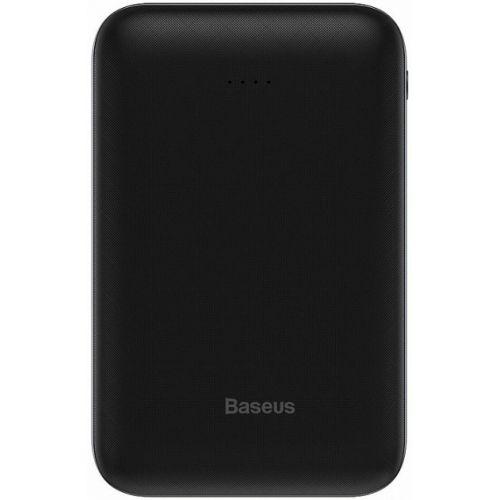 Зовнішній акумулятор Baseus Mini JA Power Bank 10000mAh Black