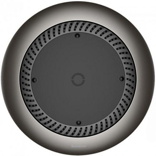 Бездротовий зарядний пристрій Baseus Whirlwind Desktop  Black