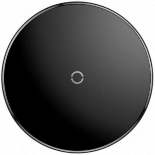 Бездротовий зарядний пристрій Baseus Simple Wireless Charger Black
