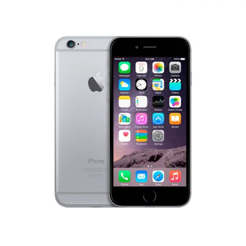 Apple iPhone 6 32GB Space Gray (Neverlock)