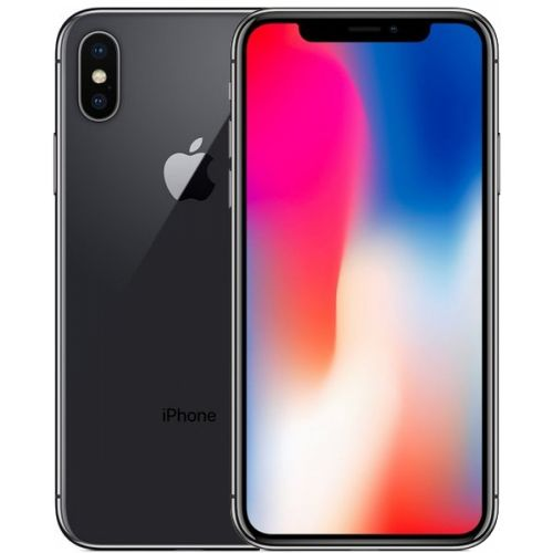 Apple iPhone X 256GB Space Gray бу