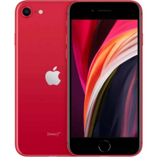 iPhone SE 128GB (PRODUCT) Red 2020