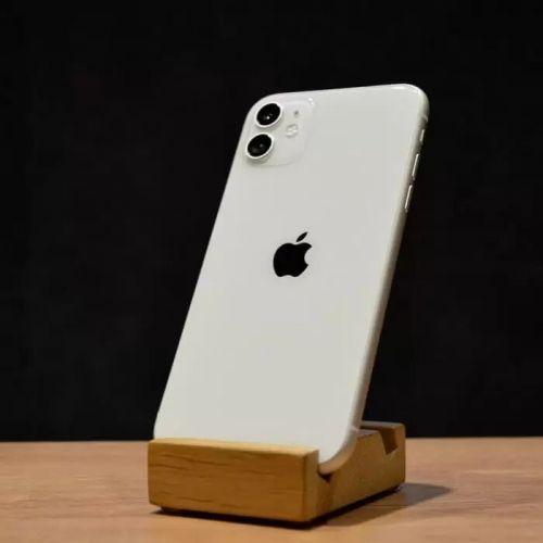 б/у iPhone 11 64GB, середній стан (White)