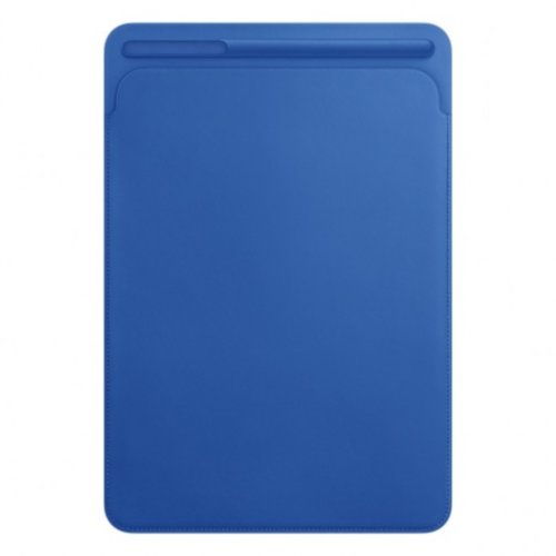 Leather Sleeve for 10.5‑inch iPad Pro - Electric Blue