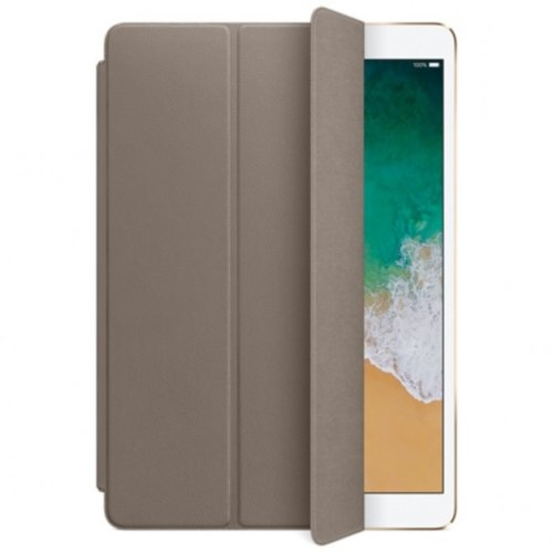 Leather Smart Cover for 10.5‑inch iPad Pro - Taupe