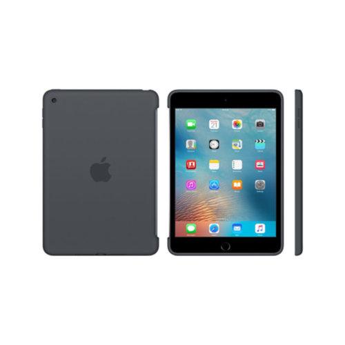 Apple iPad mini 4 Silicone Case (Charcoal Gray)