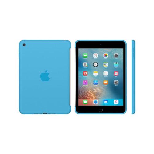 Apple iPad mini 4 Silicone Case (Blue)