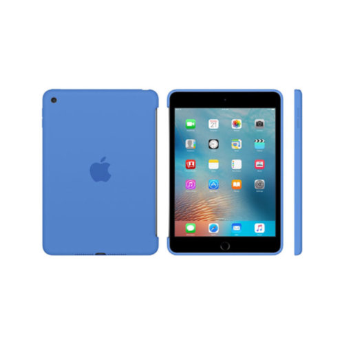Apple iPad mini 4 Silicone Case (Royal Blue)