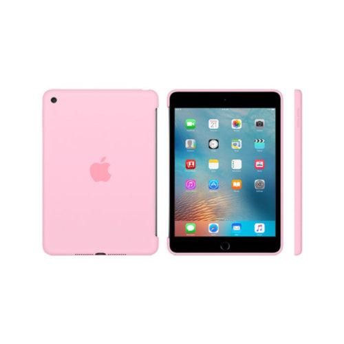 Apple iPad mini 4 Silicone Case (Soft Pink)