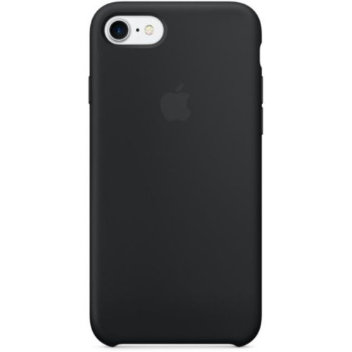 Apple iPhone 7/8 Silicone Case Black (MMW82)