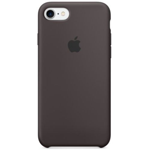 Apple iPhone 7/8 Silicone Case Cocoa (MMX22)
