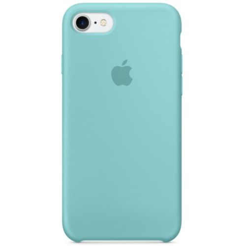 Apple iPhone 7/8 Silicone Case Sea Blue (MMX02)