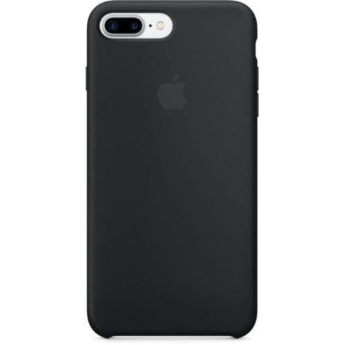 Apple iPhone 7/8 Plus Silicone Case Black (MMQR2)