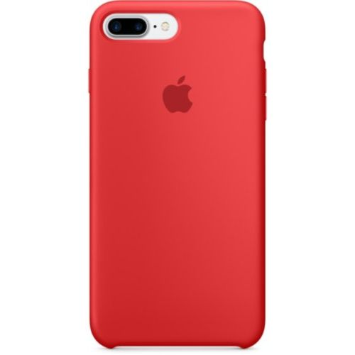 Apple iPhone 7/8 Plus Silicone Case (PRODUCT)RED (MMQV2)