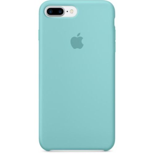 Apple iPhone 7 /8 Plus Silicone Case Sea Blue (MMQY2)
