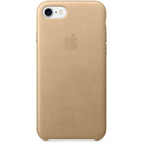 Apple iPhone 7/8 Leather Case Tan (MMY72)