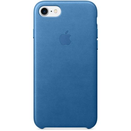 Apple iPhone 7/8 Leather Case Sea Blue (MMY42)