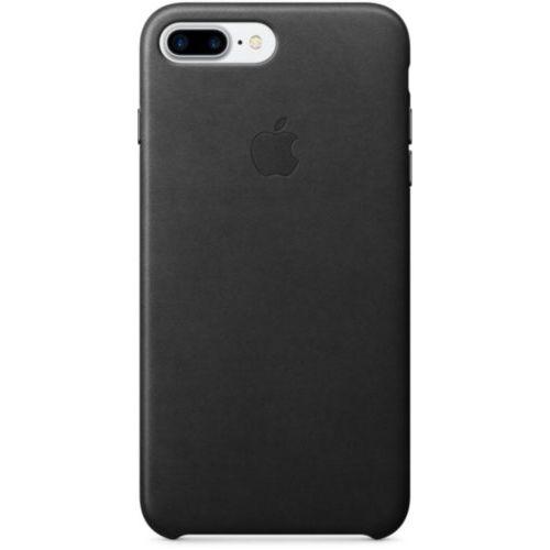 Apple iPhone 7/8 Plus Leather Case Black (MMYJ2)