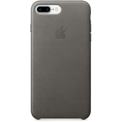 Apple iPhone 7 /8 Plus Leather Case Storm Gray (MMYE2)