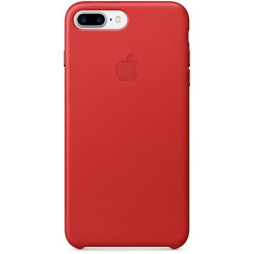 Apple iPhone 7/8 Plus Leather Case (PRODUCT)RED (MMYK2)