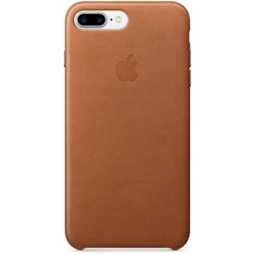 Apple iPhone 7/8 Plus Leather Case Saddle Brown (MMYF2)