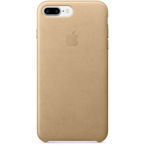Apple iPhone 7/8 Plus Leather Case Tan (MMYL2)