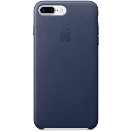 Apple iPhone 7 /8 Plus Leather Case Midnight Blue (MMYG2)