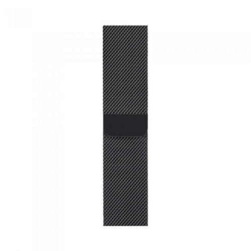Ремінець Apple Watch Milanese Loop 38mm (Black)