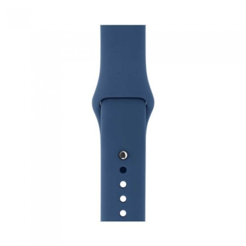 Apple Sport Band 42mm (Ocean Blue)
