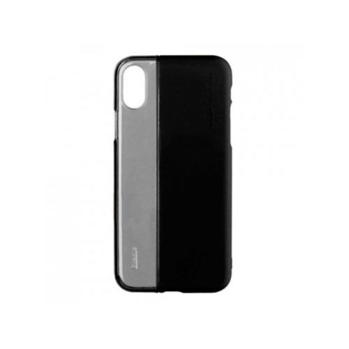 Чохол Baseus для iPhone X Half to Half Series (Black)