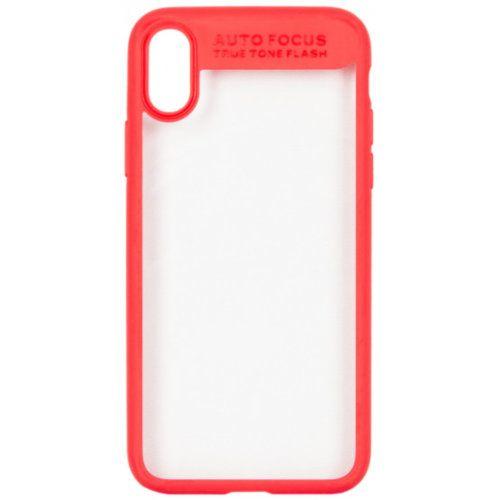 Чохол Baseus для iPhone X Suthin Series (Red)