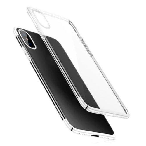 Чохол Baseus для iPhone X Glitter Series (White)
