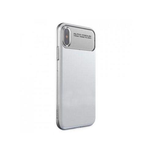 Чохол Baseus для iPhone X Slim Lotus Series (White)