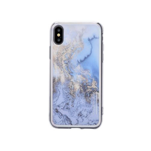 Чохол Devia для iPhone X Landscape (Gold)