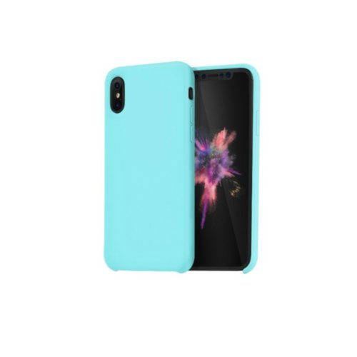 Чохол HOCO для iPhone X Pure Series (Ice Blue)