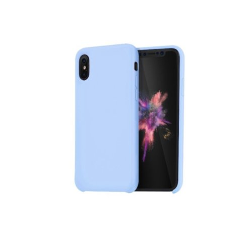 Чохол HOCO для iPhone X Pure Series (Light Purple)