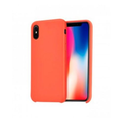 Чохол HOCO для iPhone X Pure Series (Apricot Orange)