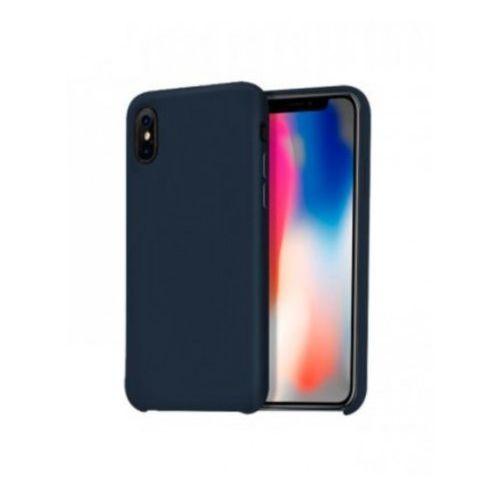 Чохол HOCO для iPhone X Pure Series (Midnight Blue)