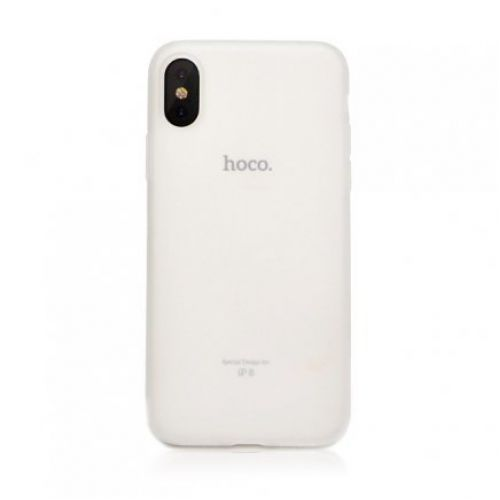 Чохол HOCO для iPhone X Fascination Series (White)