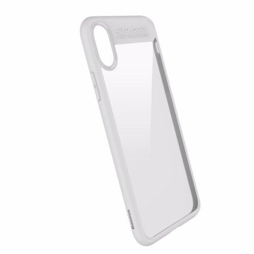 Чохол Baseus для iPhone X Suthin Series (White)
