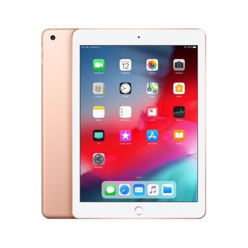 Планшет Apple iPad Wi-Fi 32GB Gold (MRJN2) 2018